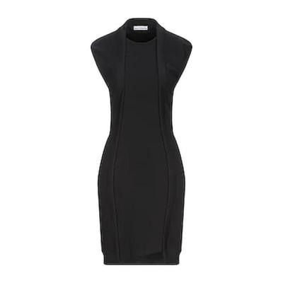 PACO RABANNE チューブドレス  レディースファッション  ドレス、ブライダル  パーティドレス ブラック