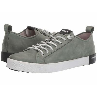 ブラックストーン スニーカー シューズ メンズ Sneaker Leather - PM66 Battle