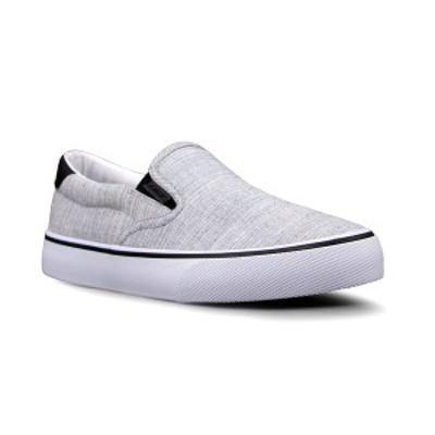 ラグズ レディース スニーカー シューズ Women's Clipper Slip-On Sneaker Black White