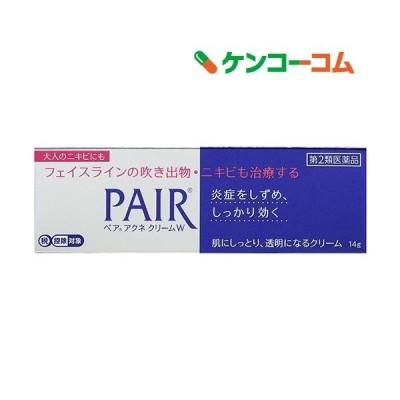(第2類医薬品)ペア アクネクリームW(セルフメディケーション税制対象) ( 14g )/ ペア