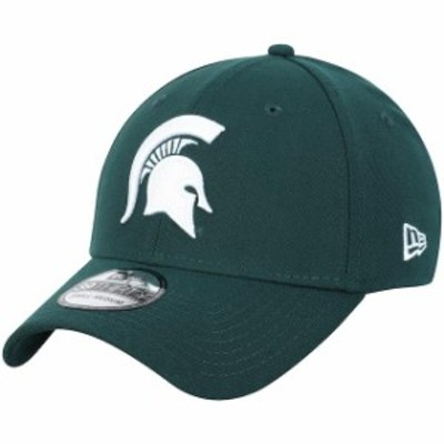 New Era ニュー エラ スポーツ用品  New Era Michigan State Spartans Green State College Classic 39THIRTY Flex Hat