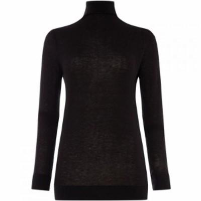 トミー ヒルフィガー Tommy Hilfiger レディース ニット・セーター トップス Adelina High Neck Sweater Black