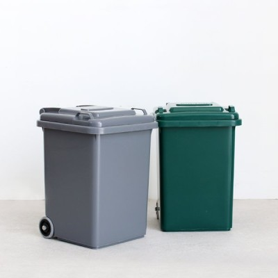 DULTON ダルトン|PLASTIC TRASH CAN 18L
