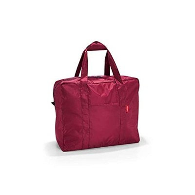 reisenthel Mini Maxi Touringbag, Packable Travel Carryall with Zippered Clo
