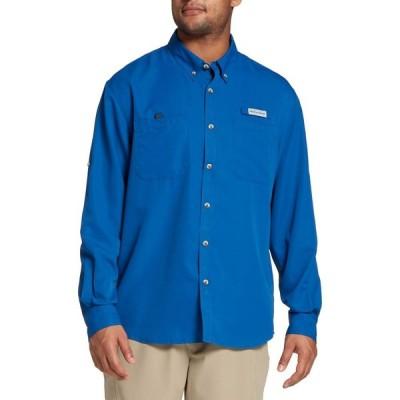 フィールドアンドストリーム Field & Stream メンズ トップス Latitude II Long Sleeve Button Down Shirt True Blue