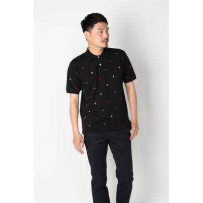 McGREGOR / 「マックベア」プリント刺繍ポロシャツ MEN トップス > ポロシャツ