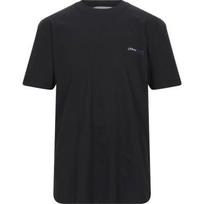 レゾム LES HOMMES メンズ Tシャツ トップス t-shirt Black