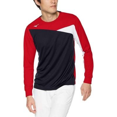MIZUNO TL Tシャツナガソデ 32MA9140 カラー:62 サイズ:XL