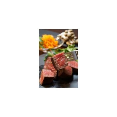 ふるさと納税 【2612-1366】熊野牛 赤身ステーキ3枚 和歌山県高野町