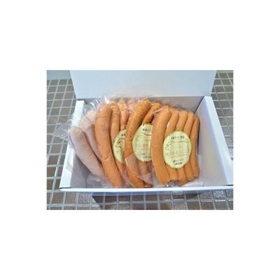 掛川市 ふるさと納税 腸詰めソーセージセット(4種入) 大石ハム農場ハム工房