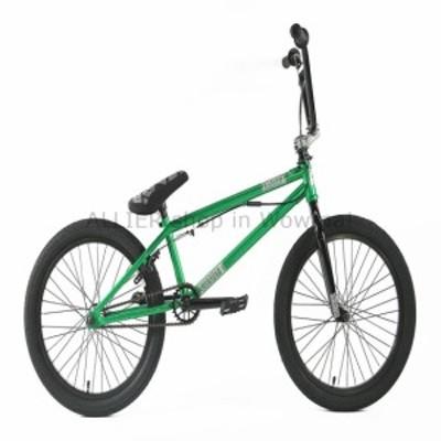 BMX コロニーエマージェコンプリートBMXバイク - ブリリアントグリーン  Colony Emerge Complete BM