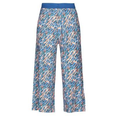 ANIMAPOP パンツ ブルー M ポリエステル 93% / ポリウレタン 7% パンツ