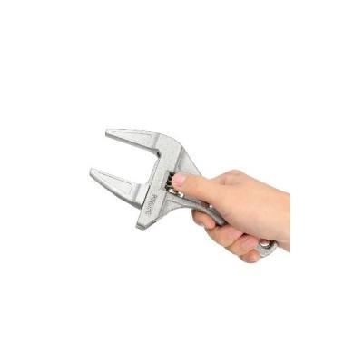 (2120) 6mmから68mmの調節可能なレンチの大きい開始のスパナレンチナットのキー調節可能な用具
