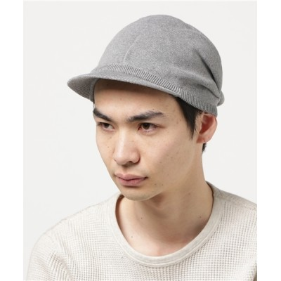 GARDEN TOKYO / c-plusheadwear/シープラスヘッドウェアー@ツバニットキャップ MEN 帽子 > ニットキャップ/ビーニー