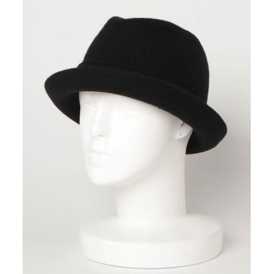 帽子 ハット KANGOL WOOL PLAYER BLACK