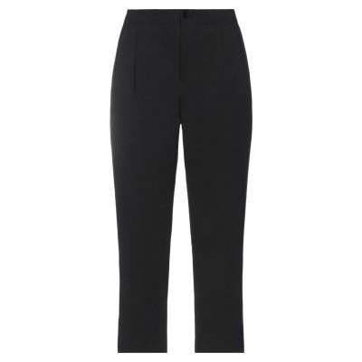 リュー ジョー LIU •JO パンツ ブラック 42 ポリエステル 89% / ポリウレタン 11% パンツ