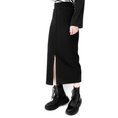 スカート Stretch slit tight skirt / ストレッチスリットタイトスカート