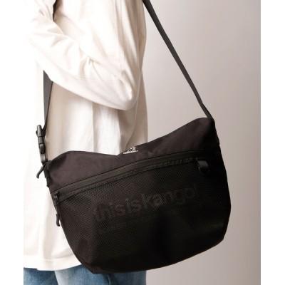 FUNALIVE / 【KANGOL】カンゴール メッシュポケットショルダーバッグ WOMEN バッグ > ショルダーバッグ