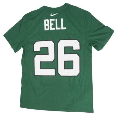 NFL レビオン・ベル ジェッツ Tシャツ ネーム & ナンバー ナイキ/Nike グリーン N199-1【OCSL】