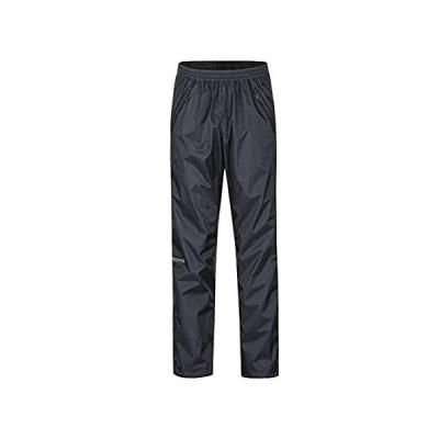 MARMOT PreCip Eco Full Zip Pant - Black - Medium
