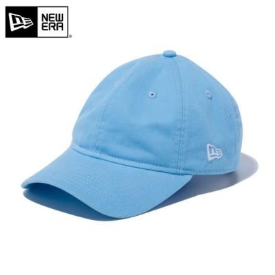 【メーカー取次】NEW ERA ニューエラ 9TWENTY Cloth Strap ベーシック オーガストブルー 12019006 キャップ メンズ 帽子 ブランド【クーポン対象外】
