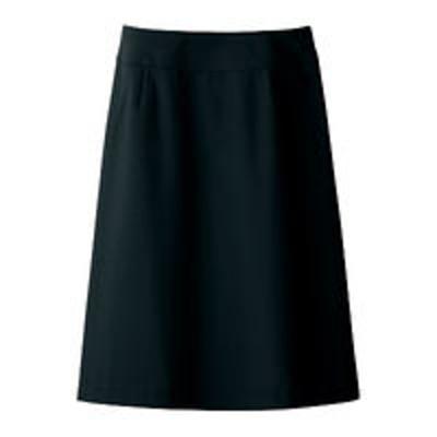 セロリーセロリー(Selery) スカート ブラック 11号 S-16360 1着(直送品)