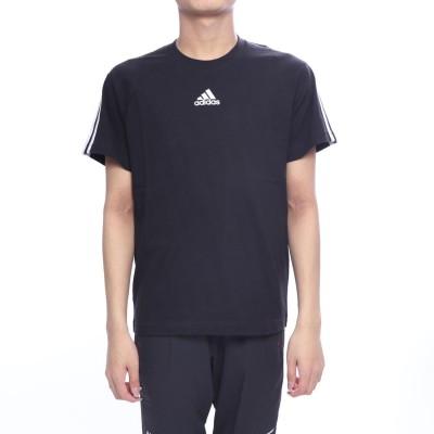 アディダス adidas メンズ 半袖Tシャツ M MUSTHAVES 3STRIPES Tシャツ DT9955