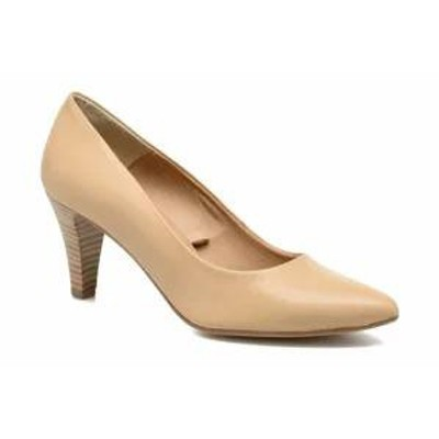 SOliver レディースシューズ SOliver High heels Jacob Beige Sand