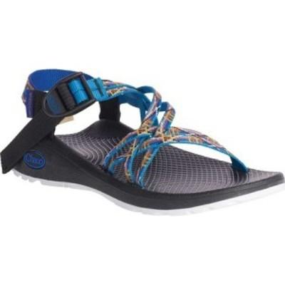チャコ Chaco レディース サンダル・ミュール シューズ・靴 Z/Cloud X Sandal Woven Cerulean