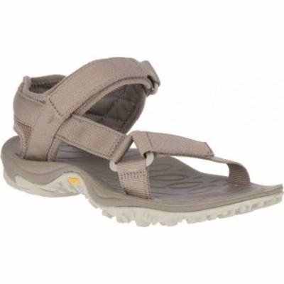 メレル Merrell レディース サンダル・ミュール シューズ・靴 Kahuna Web Active Sandal Brindle Nylon Webbing/Mesh