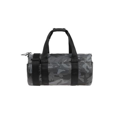 ディーゼル DIESEL 旅行バッグ 鉛色 紡績繊維 旅行バッグ