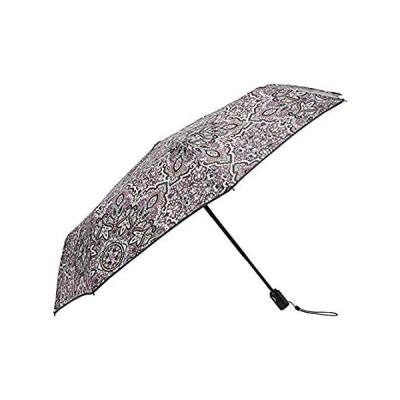 Vera Bradley womens Umbrella Accessory, Bonbon Medallion, One Size US 好評販売中