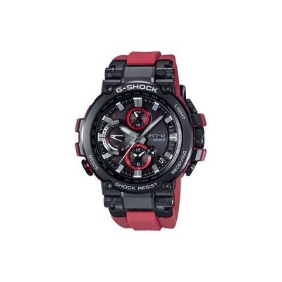【カシオ】G-SHOCK  ジーショック MT-G Bluetooth搭載 電波ソーラー 腕時計 メンズ レッド ★ MTG-B1000B-1A4JF【新品】