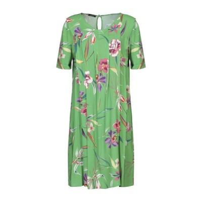 HANITA チューブドレス ファッション  レディースファッション  ドレス、ブライダル  パーティドレス グリーン