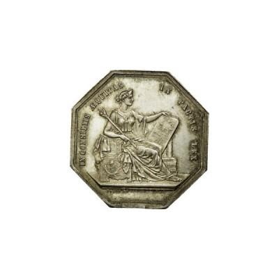 金貨 銀貨 硬貨 シルバー ゴールド アンティークコイン [#558988] France, Token, Notaires de l'Arrondi