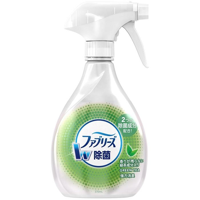 風倍清 織物除菌消臭噴霧370ML(綠茶清香型)
