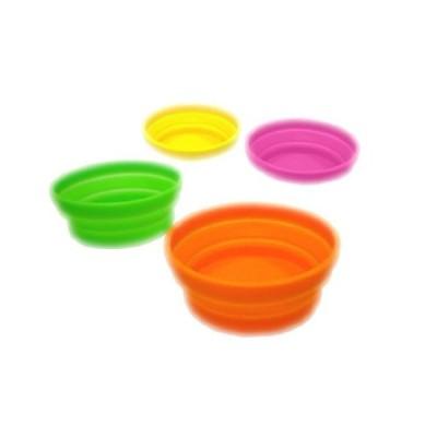 シリコン アイスカップ(4色セット)