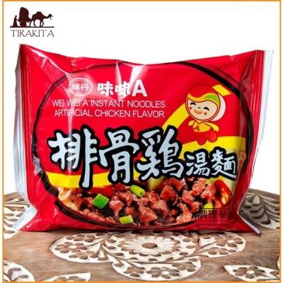 台湾 食材 味味A 台湾ラーメン 排骨鶏(チキン)味 82g インスタント ヌードル 中国 食品 アジアン食品