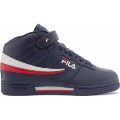 フィラ メンズ スニーカー シューズ Men's Fila F13 Fila Navy/White/Fila Red