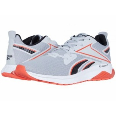 Reebok リーボック メンズ 男性用 シューズ 靴 スニーカー 運動靴 Liquifect 180 SPT Pure Grey/Black/Vivid Orange【送料無料】
