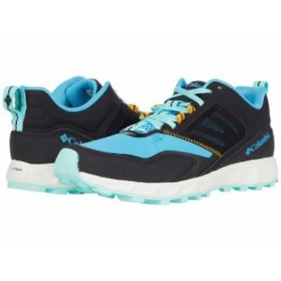 Columbia コロンビア レディース 女性用 シューズ 靴 スニーカー 運動靴 Flow(TM) District Cyan Blue/Gulf Stream【送料無料】