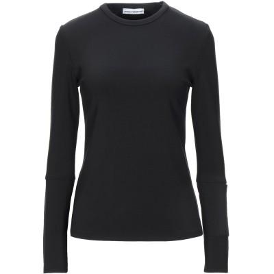 パコ ラバンヌ PACO RABANNE T シャツ ブラック XS レーヨン 75% / ポリウレタン 15% / ナイロン 10% T シャツ