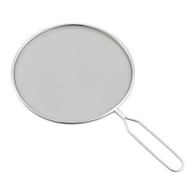 キッチン、台所用品関連 料理のいろは 油ハネ防止ネット24cm YJ2783