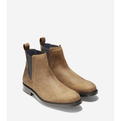 コールハーン Colehaan アウトレット メンズ シューズ 靴 ブーツ & チャッカ ケネディー グランド チェルシー ウォータープルーフ
