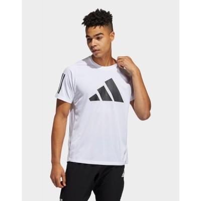 アディダス adidas メンズ Tシャツ トップス freelift t-shirt white