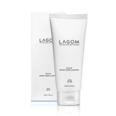 ラゴム セラムマイクロフォームクレンザー LAGOM 韓国コスメ