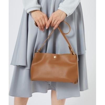 Rewde / 【3ポケット】ZIPライトショルダーバッグ(1R18-BA1566) WOMEN バッグ > ショルダーバッグ