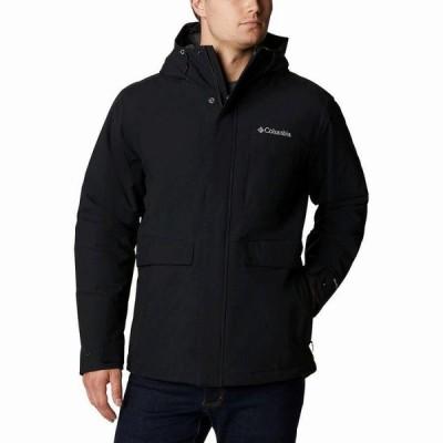 (取寄)コロンビア メンズ ファーウッド ジャケット Columbia Men's Firwood Jacket Black 送料無料