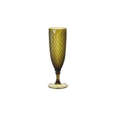 ロゼット シャンパングラス GR 22834【 グラス・酒器 】