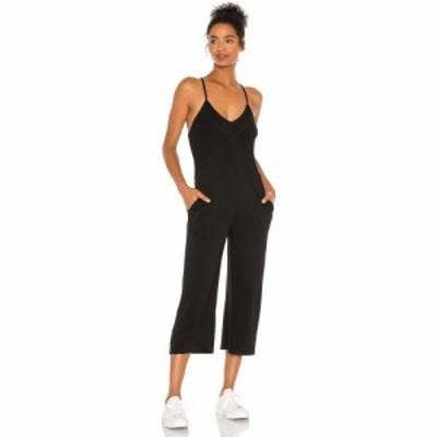 アララ ALALA レディース オールインワン ジャンプスーツ ワンピース・ドレス Maui Jumpsuit Black